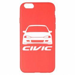 Чохол для iPhone 6 Plus/6S Plus Honda Civic