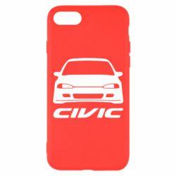Чохол для iPhone 7 Honda Civic