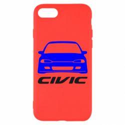 Чохол для iPhone 8 Honda Civic