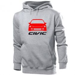Толстовка Honda Civic