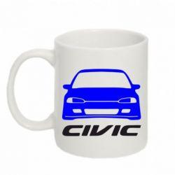 Кружка 320ml Honda Civic