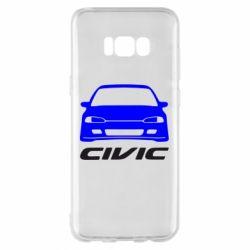 Чохол для Samsung S8+ Honda Civic