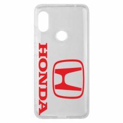 Чохол для Xiaomi Redmi Note Pro 6 Honda Classic