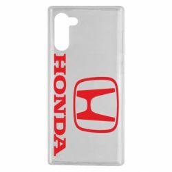 Чехол для Samsung Note 10 Honda Classic