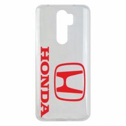 Чохол для Xiaomi Redmi Note 8 Pro Honda Classic