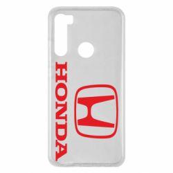 Чохол для Xiaomi Redmi Note 8 Honda Classic