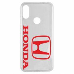Чохол для Xiaomi Redmi Note 7 Honda Classic