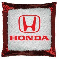 Подушка-хамелеон Honda Classic