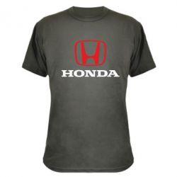 Камуфляжная футболка Honda Classic