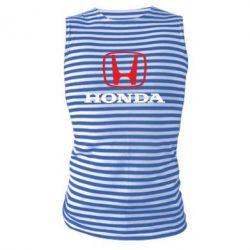 Майка-тельняшка Honda Classic - FatLine