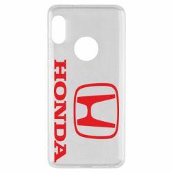 Чохол для Xiaomi Redmi Note 5 Honda Classic