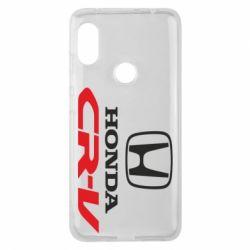 Чохол для Xiaomi Redmi Note Pro 6 Honda CR-V