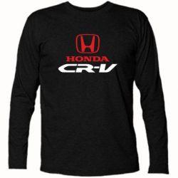 Футболка з довгим рукавом Honda CR-V