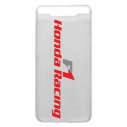 Чехол для Samsung A80 Honda F1 Racing