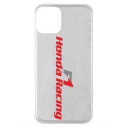 Чехол для iPhone 11 Honda F1 Racing