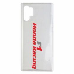 Чехол для Samsung Note 10 Plus Honda F1 Racing