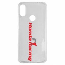 Чехол для Xiaomi Redmi Note 7 Honda F1 Racing