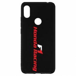 Чехол для Xiaomi Redmi S2 Honda F1 Racing