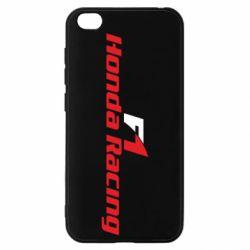 Чехол для Xiaomi Redmi Go Honda F1 Racing