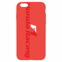 Чехол для iPhone 6/6S Honda F1 Racing