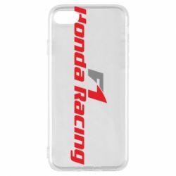Чехол для iPhone 7 Honda F1 Racing
