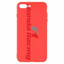Чехол для iPhone 8 Plus Honda F1 Racing