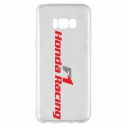 Чехол для Samsung S8+ Honda F1 Racing