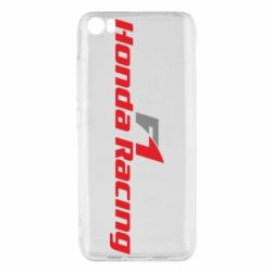 Чехол для Xiaomi Mi5/Mi5 Pro Honda F1 Racing