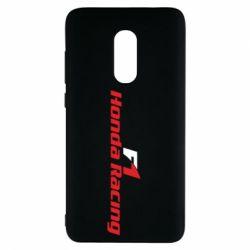 Чехол для Xiaomi Redmi Note 4 Honda F1 Racing