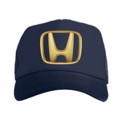 Кепка-тракер Honda Gold Logo