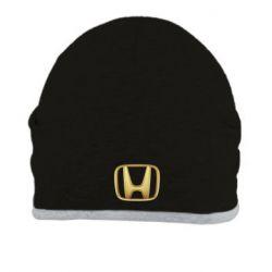 Шапка Honda Gold Logo - FatLine