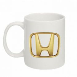 Кружка 320ml Honda Gold Logo
