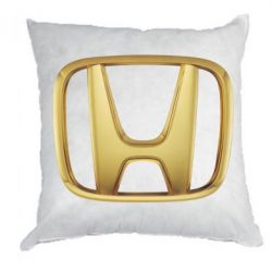 Подушка Honda Gold Logo - FatLine