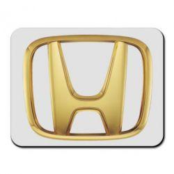 Коврик для мыши Honda Gold Logo - FatLine