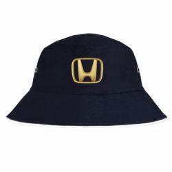 Панама Honda Gold Logo