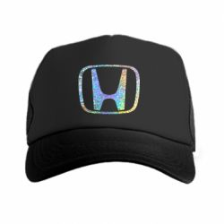 Кепка-тракер Honda logo Голограмма