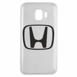 Чехол для Samsung J2 2018 Honda Logo