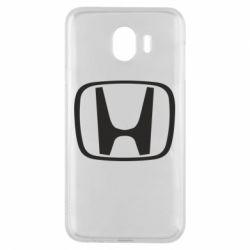 Чехол для Samsung J4 Honda Logo