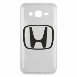 Чехол для Samsung J5 2015 Honda Logo