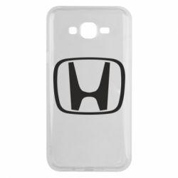 Чехол для Samsung J7 2015 Honda Logo