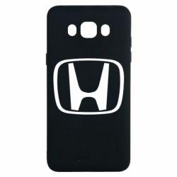 Чехол для Samsung J7 2016 Honda Logo