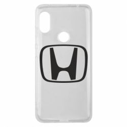 Чохол для Xiaomi Redmi Note Pro 6 Honda Logo