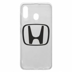 Чехол для Samsung A20 Honda Logo