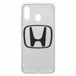 Чехол для Samsung A30 Honda Logo