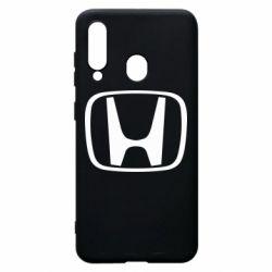Чехол для Samsung A60 Honda Logo