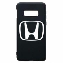 Чехол для Samsung S10e Honda Logo