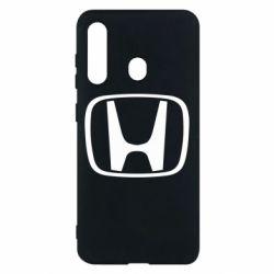 Чехол для Samsung M40 Honda Logo