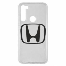 Чохол для Xiaomi Redmi Note 8 Honda Logo