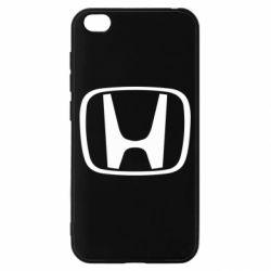 Чохол для Xiaomi Redmi Go Honda Logo