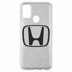 Чехол для Samsung M30s Honda Logo
